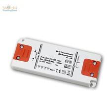 Slim LED Transformator Konstantstrom 700mA, 12W, 17V, Trafo Treiber EVG Drossel