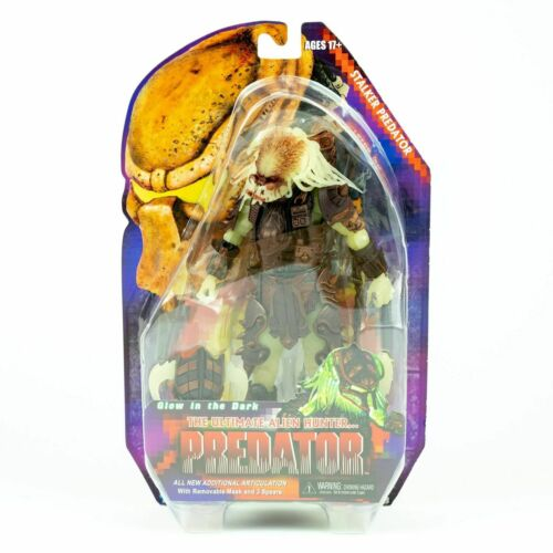"NECA Predator Series 16 Stalker Predator 7/"" Action Figure New UK Stock!!"