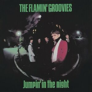 FLAMIN-039-GROOVIES-JUMPIN-039-IN-THE-NIGHT-4-MEN-WITH-BEARDS-RECORDS-LP-VINYLE-NEUF