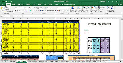 Soccer betting odds calculator what does betting against the spread mean