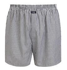 """Men's JOCKEY Cotton Woven Striped Boxer Short Underwear UK 30"""" - 32"""" BNWT"""