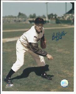 Bob-Feller-HOF-62-Cleveland-Indians-Signed-Auto-8x10-Photo-Autograph