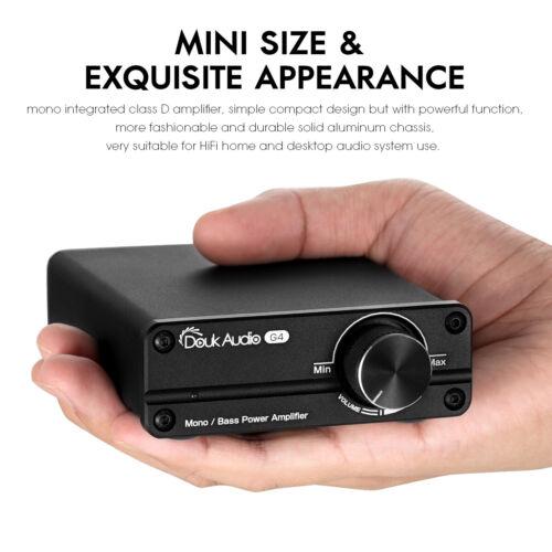 HiFi Subwoofer//Full Frequenz Monokanal Leistungsverstärker Mono Power Amplifier