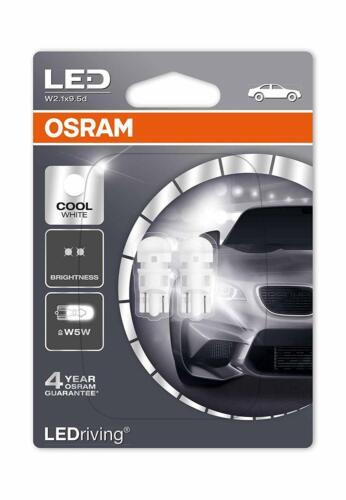 12V, 1W Osram LED 2880CW Parking Lamp