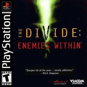 THE-DIVIDE-ENEMIES-WITHIN-JEUX-PLAYSTATION-1-COMPLET-CIB
