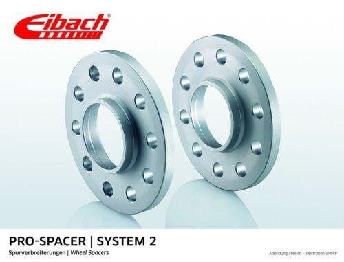 C207, ab 01.09 Eibach Spurverbreiterung 30mm System 2 Mercedes E-Klasse Coupe