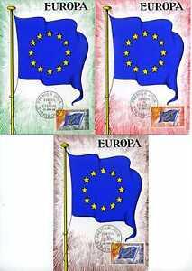 FRANCE-LOT-3-CM-1-jour-Conseil-d-039-EUROPE-16-1-65