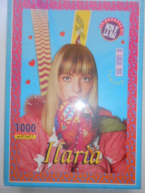 Puzzle Ilaria Non è la Rai 1000 PZ Poster