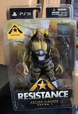 Resistance s1 RAVAGER action figure