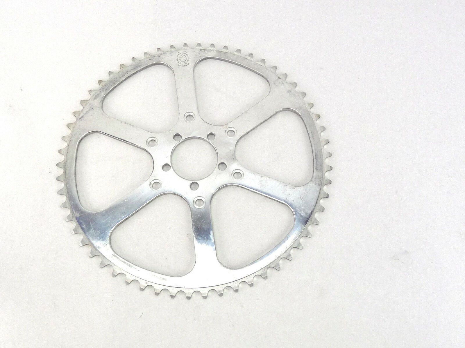 T.A. 58T Cyclotouriste Chainring double triple TA 52  3 32  Vintage Bike NOS  10 days return
