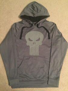 7932667990838 THE PUNISHER Frank Castle SKULL Comic BOOK movie MEN S Jacket Hoodie ...