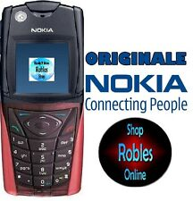 Nokia 5140i Black-Orange (Ohne Simlock) 3BAND Kamera Radio GPRS Original Nokia