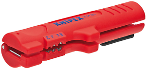 KNIPEX-16-64-125-SB-Stripping-Tool-for-flat-and-round-cables-125-mm-Blister