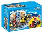 PLAYMOBIL 6869 City Action Go-kart Garage Starterset