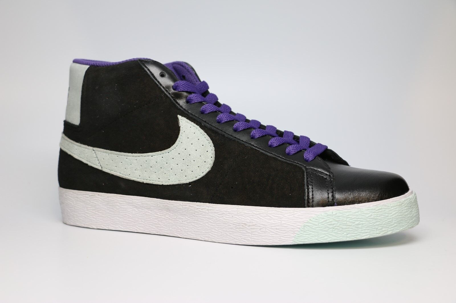 NIB Nike Blazer SB  Black Ice  Optical Illusion Pack   SZ 10   Style 314070-031