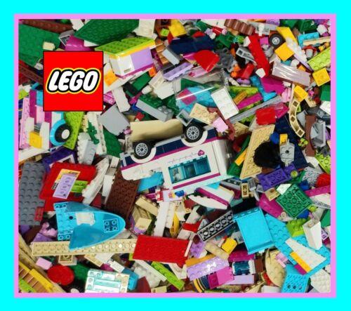 100g of Bricks Plates foliage Parts 1//10 KG Bundle LEGO Friends