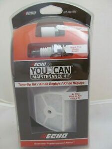 OEM ECHO Chainsaw CS-590 Air Filter and Spark Plug
