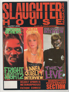 SLAUGHTER-HOUSE-1-5-Set-Jason-Freddy-Nightbreed-They-Live-Horror-Magazines