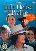 Little House On The Prairie - Season 6 - Michael Landon - (6) Dvd Set - Sealed