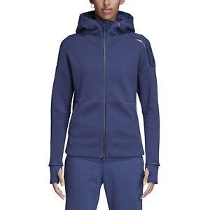 Tennisjacke Adidas ZNE Hoody 2 Black Herren