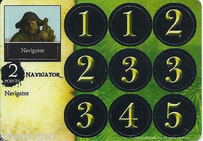 Pirates PocketModel Game 023 CURSED CREW 1