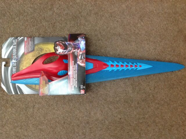 Power Rangers Movie Red Ranger Sword