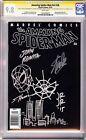 AMAZING SPIDER-MAN #36 V2 CGC 9.8 SS STAN LEE ROMITA SR JR S.HANNA SKETCH  9/11