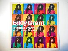 "MAXI 12"" POP 80s  ▒ EDDY GRANT : ELECTRIC AVENUE (RINGBANG REMIX BY PETER BLACK)"