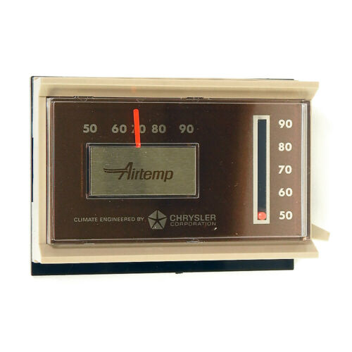 Business & Industrial NEW Chrysler Airtemp 2915029 Low Voltage ...