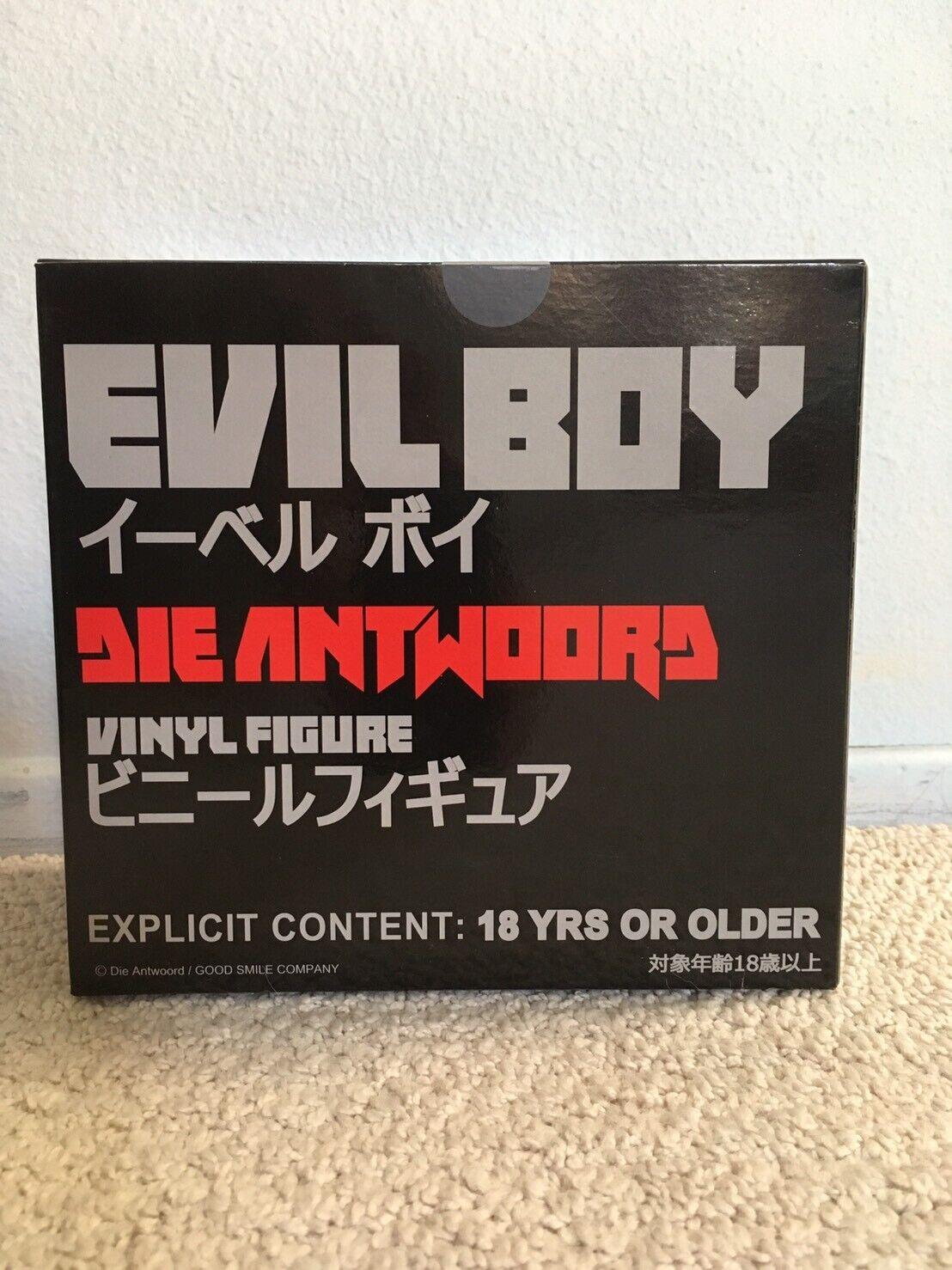 Die Antwoord Evil Boy Collectible Figurine Figurine Figurine - RARE Woody Edition 3d720b