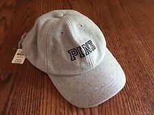 390b2605 item 5 Victoria's Secret PINK Gray Grey Wool Baseball Hat Cap w/ Logo dog  NEW NWT -Victoria's Secret PINK Gray Grey Wool Baseball Hat Cap w/ Logo dog  NEW ...