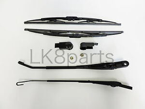 Land Rover Discovery 2 99-04 Upgrade Wiper Arm Kit New