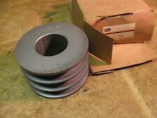 Cast Iron A or B Belt Browning 3B44SH Q-D Sheave Uses SH Bushing 3 Groove