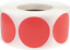 Circle-Dot-Stickers-1-Inch-Round-500-Labels-on-a-Roll-55-Color-Choices miniature 112