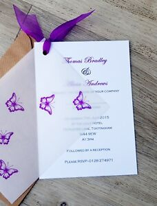 Personalised-Butterfly-Vellum-Wedding-Invitations-with-Envelopes-Vintage