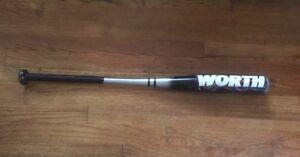 Baseball-Wicked-Worth-LPW8-2-1-4-034-Diameter-BPF-1-15-Ultralite-11