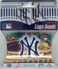 NEW YORK YANKEES MLB Genuine Logo Silly Bandz