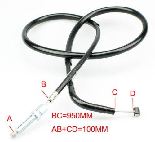 Motorcycle Motorbike Clutch Cable For Suzuki GSX600F GSX 600F 1988-1997 1996 95