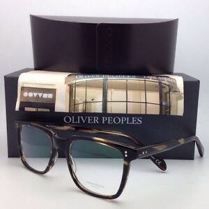 a55abeb5e1 New OLIVER PEOPLES Eyeglasses NDG-1 OV 5031 1003 50-19 Cocobolo ...