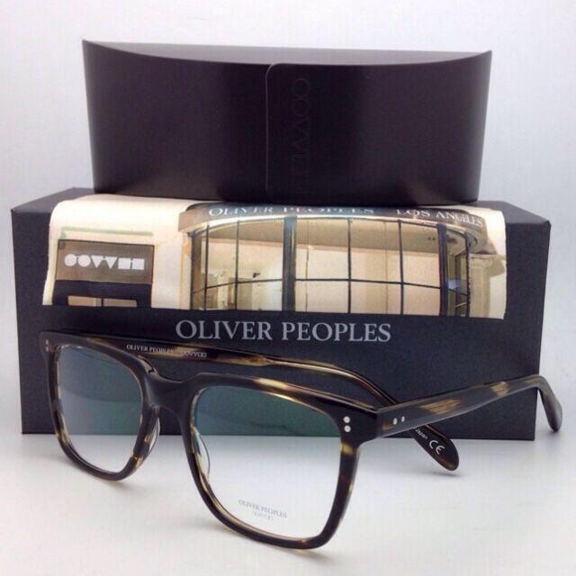 0c248b76870 New OLIVER PEOPLES Eyeglasses NDG-1 OV 5031 1003 50-19 Cocobolo Tortoise  Frames