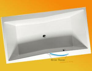 Größe Badewanne große rechteck badewanne quest 180 x 100 x 49 cm für 2 neu