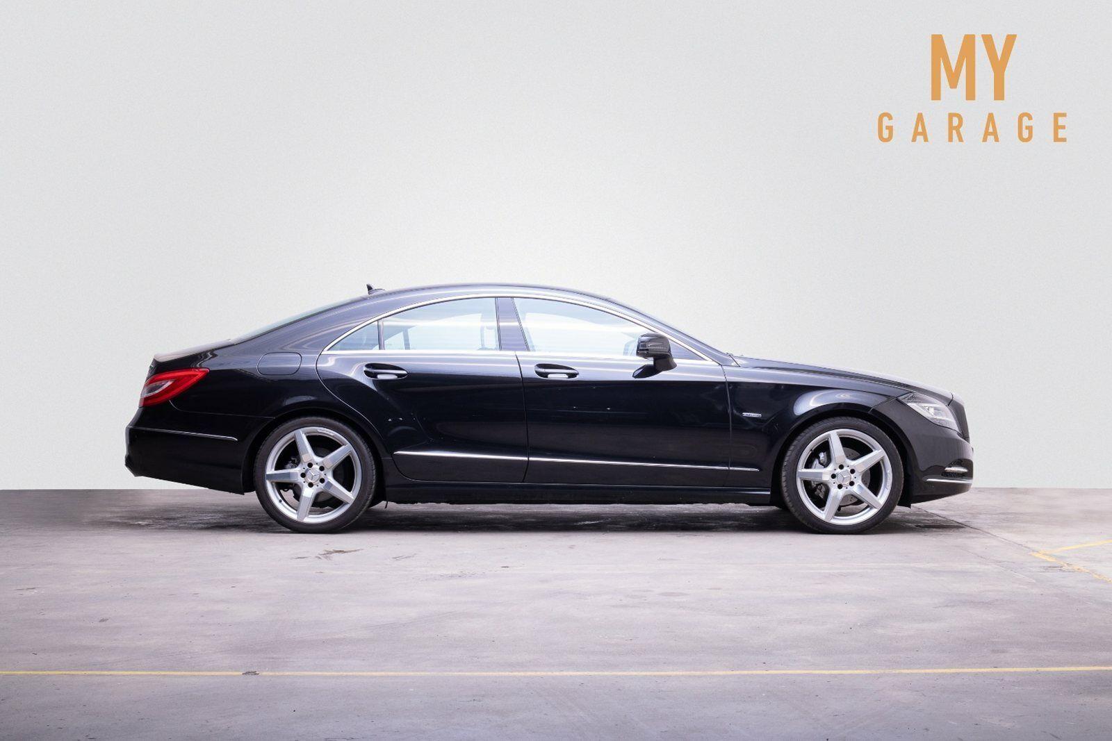 Mercedes CLS350 3,0 CDi aut. BE 4d - 409.000 kr.