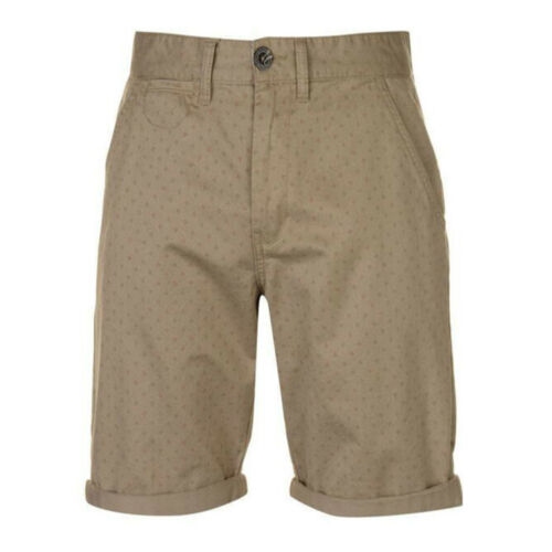 Mens Chino Shorts Cargo Combat Pierre Cardin Casual Summer Cotton Jeans Pants