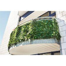 Balkon Sichtschutz Hecke Balkonverkleidung Sichtschutzhecke 300 x 100 cm