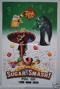 Book Of Life Sugar Smash