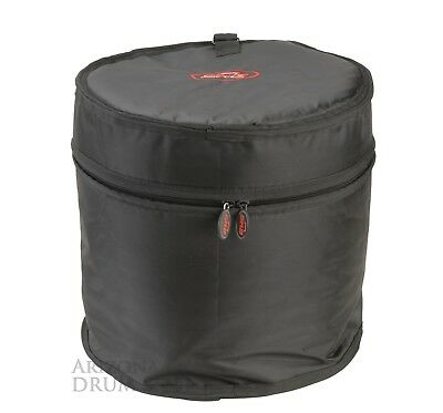 """In Stock Collapsable w//Soft Interior SKB  16 x 16/"""" Floor Tom Drum Gig Bag"""