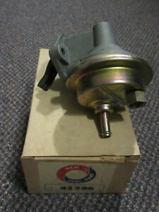41386-NOS-Mechanical-Fuel-Pump-M60086-79-84-GMC-Chevrolet-Pontiac-3-3L-3-8L-V6