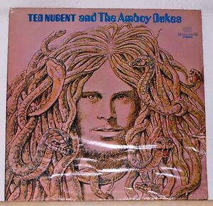 TED-NUGENT-AND-THE-AMBOY-DUKES-Mainstream-LP-Record-Album