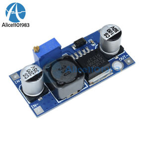 2PCS-DC-DC-Adjustable-Step-up-boost-Power-Converter-Module-XL6009-Replace-LM2577