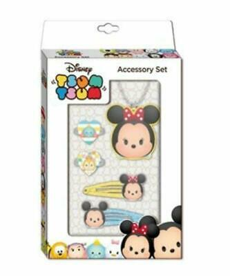 Set of Tsum Tsum Silicone wristband and 7 charms